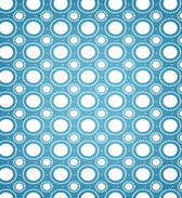 Abstract Dotted Circle Seamless Vector Pattern