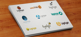 PSD gratuit Logo Design Templates Pack 5