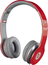 Red Beats by Dre PSD