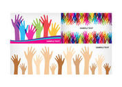 Helping Hands Banners