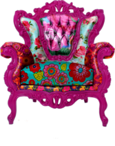 Princess Chair PSD