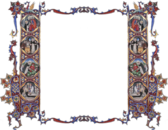 (Dominican Frame)