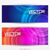 Free background banners