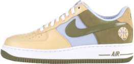 Air Force Ones: Bobbito Kool Edition PSD