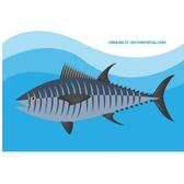 TUNA FISH VECTOR IMAGE.ai