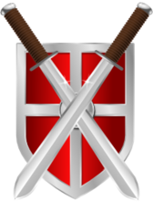 Swords And Shield