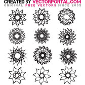 FLORAL VECTOR PACK.eps