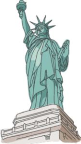 Statue Of Liberty PSD