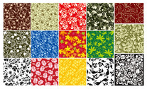 15 Practical Pattern Background Material