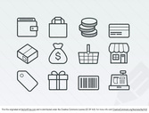 Vektor-e-Commerce-Icons