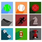 SPORTS ICONS VECTOR PACK.eps