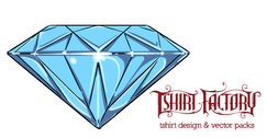 Diamond Vector Art