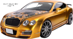 Bentley designed by asi PSD