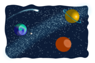 Space sketched