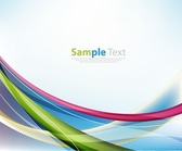 Abstract Background Vector Illustration 17