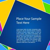 COLORFUL SQUARES DESIGN VECTOR.eps