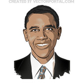 OBAMA VECTOR PORTRAIT.eps