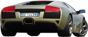 BROWN LAMBO PSD