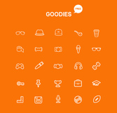 Goodies-Icon-Set