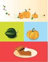 Pumpkin Vector materials
