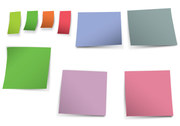 Blank Post-it Notes Free
