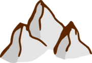 Mountain - Rpg Map Elements 4