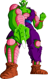 Teen Piccolo Giant Form PSD