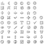 DOODLE VECTOR ICONS.eps