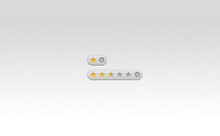 Star Rating Icon Psd File