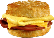 Breakfast Biscuit PSD