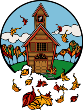 school in Fall