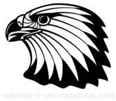 Free Image of Eagle Head