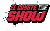 logo el coyote the show PSD