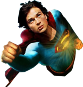 Superman: Tom Welling PSD