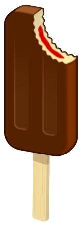 Popsicles Chocolate
