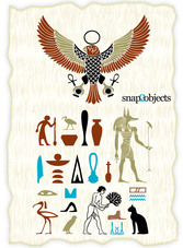 Free Vector Ancient Egyptian Symbols