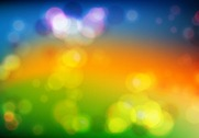 Colored Bokeh