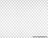 Grunge Diamond Fence PSD