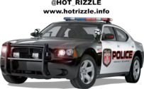 Police (Car Dodge Charger) [HD [Perfect Cut] PSD