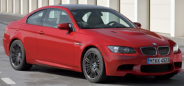 2008 MBW M3 Side Red PSD