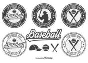 Baseball Opening Day Badges