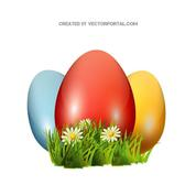 EASTER EGGS VECTOR GRAPHICS.eps