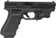 Glock with Laser Sight PSD