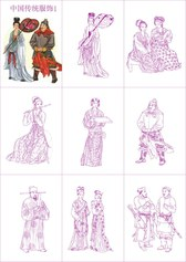 Ancient Chinese Fashion Design