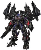 Super Optimus Prime PSD