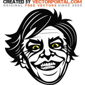 JOKER VECTOR GRAPHICS.eps