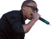 lupe fiasco on the mic PSD