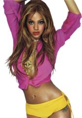 Beyonce Knowles PSD