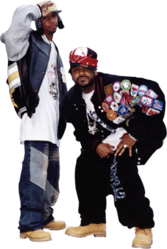Juelz Santana and Jim Jones PSD