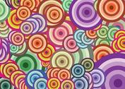 Colorful Circles Vectors